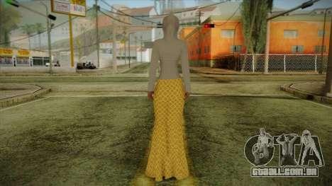 Kebaya Girl Skin v2 para GTA San Andreas segunda tela