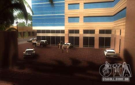 O renascimento da LVPD para GTA San Andreas sexta tela