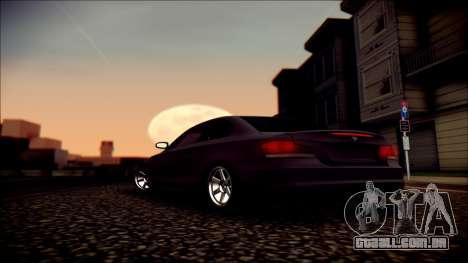 BMW 135i para o motor de GTA San Andreas