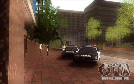 O renascimento da LVPD para GTA San Andreas