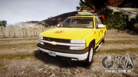 Chevrolet Silverado Lifeguard Beach [ELS] para GTA 4