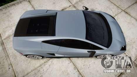 Lamborghini Gallardo LP570-4 Superleggera 2011 para GTA 4 vista direita