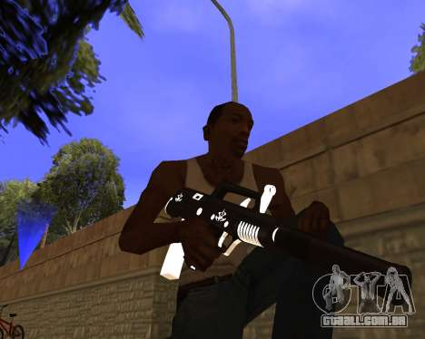 Hitman Weapon Pack v2 para GTA San Andreas segunda tela