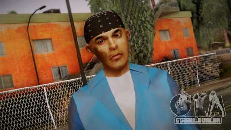 Gedimas Wmymech Skin HD para GTA San Andreas terceira tela