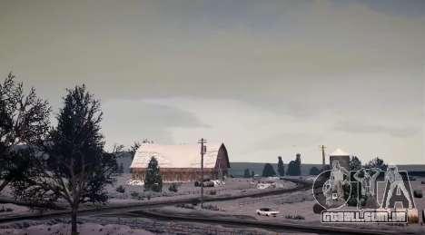 North Yankton IV para GTA 4 quinto tela
