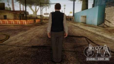 GTA 4 Emergency Ped 4 para GTA San Andreas segunda tela