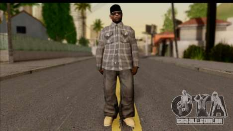 GTA San Andreas Beta Skin 3 para GTA San Andreas