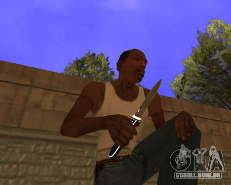 Hitman Weapon Pack v2 para GTA San Andreas terceira tela