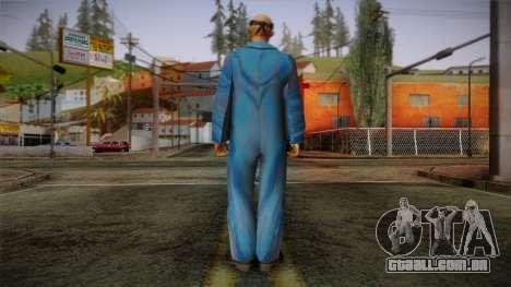 Gedimas Wmymech Skin HD para GTA San Andreas segunda tela