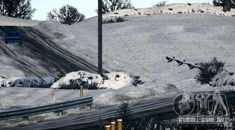 North Yankton IV para GTA 4 sexto tela
