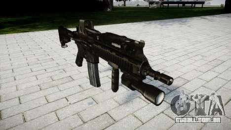 O HK416 rifle Tático para GTA 4