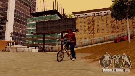 ENB fracas e médias PC SA:MP para GTA San Andreas
