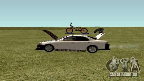 Toyota Mark 2 para GTA San Andreas vista direita