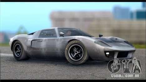 Fotorrealistas ENB 3.1 Final para PC fraco para GTA San Andreas
