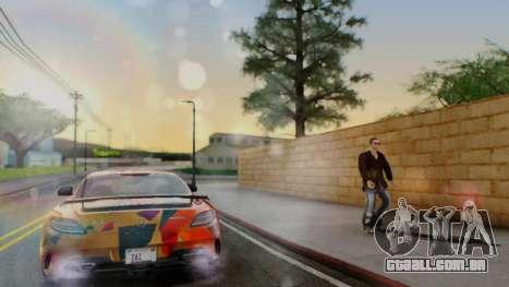 Santo ENB v4 Reffix para GTA San Andreas segunda tela