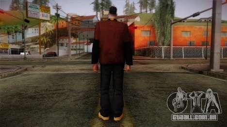 GTA San Andreas Beta Skin 16 para GTA San Andreas segunda tela