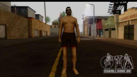 GTA San Andreas Beta Skin 7 para GTA San Andreas