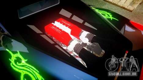 Ferrari 458 Italia 2010 v3.0 Slipknot para GTA 4 vista lateral