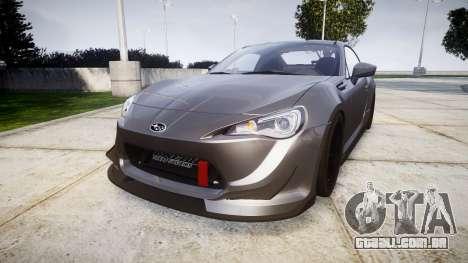 Subaru BRZ 2011 para GTA 4