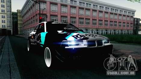 BMW M3 E36 Bridgestone v3 para GTA San Andreas