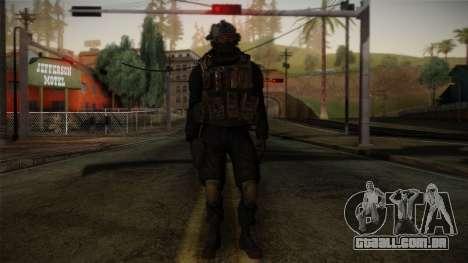 Modern Warfare 2 Skin 2 para GTA San Andreas