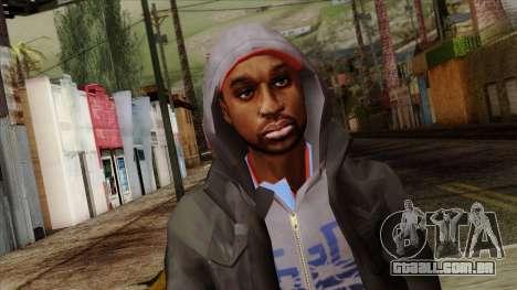 GTA 4 Skin 16 para GTA San Andreas terceira tela