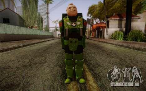 Space Ranger from GTA 5 v2 para GTA San Andreas