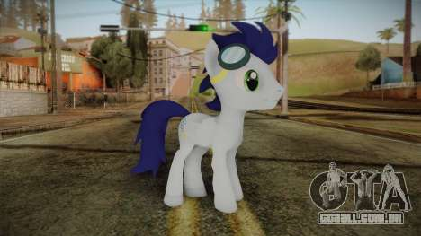 Soarin from My Little Pony para GTA San Andreas