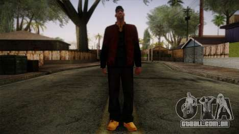 GTA San Andreas Beta Skin 16 para GTA San Andreas