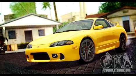 Mitsubishi Eclipce 1999 para GTA San Andreas