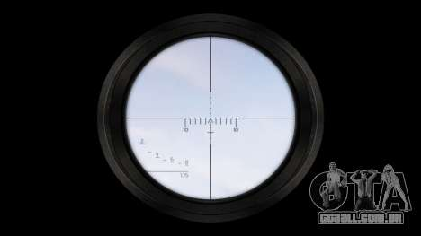 Rifle de assalto AAC Honey Badger [Remake] tar para GTA 4 terceira tela