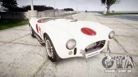AC Cobra 427 PJ3 para GTA 4