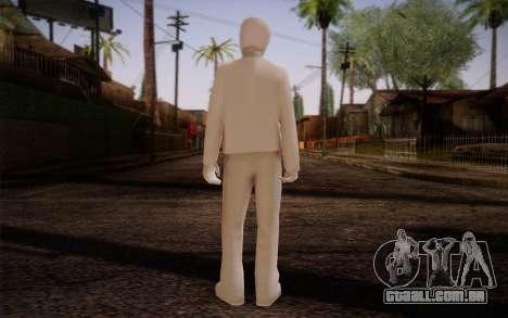 Ginos Ped 45 para GTA San Andreas segunda tela