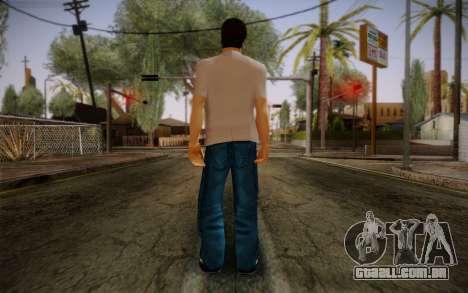 Ginos Ped 4 para GTA San Andreas segunda tela