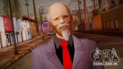 GTA San Andreas Beta Skin 13 para GTA San Andreas terceira tela