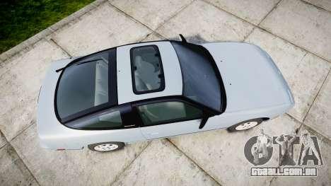 Nissan 240SX 1994 [EPM] para GTA 4 vista direita