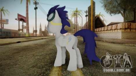 Soarin from My Little Pony para GTA San Andreas segunda tela