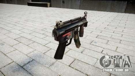 Arma MP5K para GTA 4 segundo screenshot