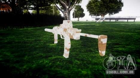 Submetralhadora HK MP7 Devgru para GTA 4 segundo screenshot