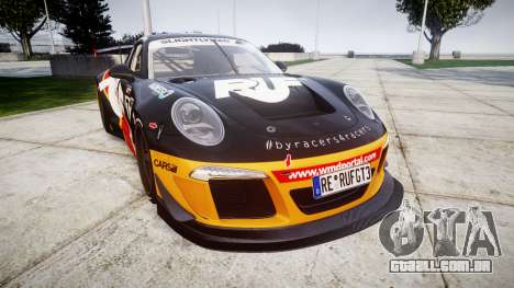 RUF RGT-8 GT3 [RIV] RUF para GTA 4