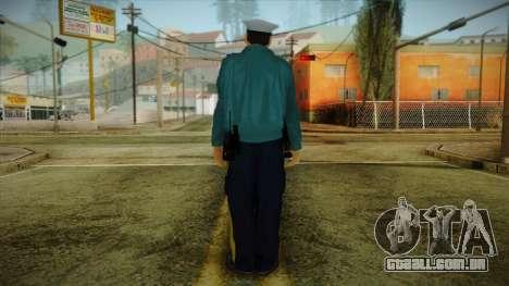 GTA 4 Emergency Ped 1 para GTA San Andreas segunda tela