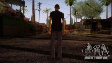 GTA San Andreas Beta Skin 11 para GTA San Andreas segunda tela