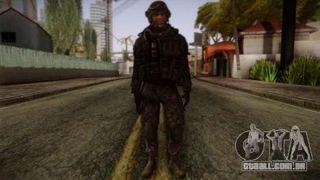 Modern Warfare 2 Skin 6 para GTA San Andreas