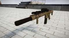 Rifle de assalto AAC Honey Badger [Remake] tar
