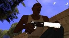 Hitman Weapon Pack v2 para GTA San Andreas