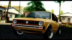 Volkswagen Golf Mk1 para GTA San Andreas