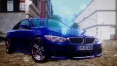 BMW coupé 435i para GTA San Andreas