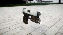 Pistola HK USP 45 gelada