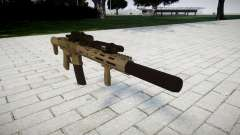 Rifle de assalto AAC Honey Badger [Remake]