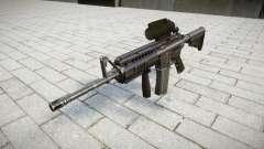 Automático carabina M4 Senhores Tático alvo